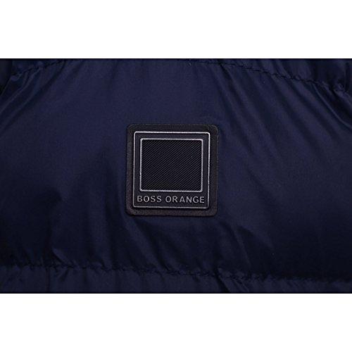 Hugo Boss Men's Hugo Boss Orange Men's Dark Blue Orin Jacket