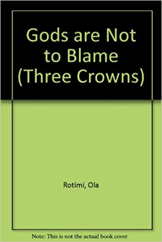 Gods are Not to Blame (Three Crowns)