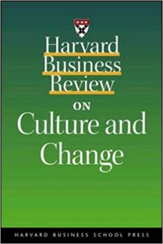 Amazon harvard business review on culture and change harvard amazon harvard business review on culture and change harvard business review paperbacks 9781578518364 harvard business press books malvernweather Gallery
