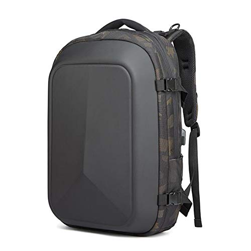 GAOXP Oxford Cloth Backpack Men es USB School Backpack Multi-Function Business Bag Large Capacity Waterproof Travel Bag Rucksack,A
