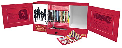 Boxcar Children 20-Book Set