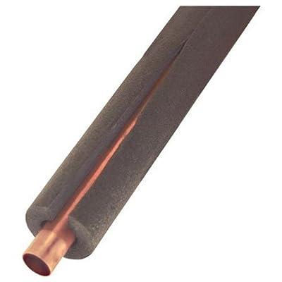 """EZ-FLO 82323 5/8"""" Id 1/2"""" Wall Polyethylene Foam Pipe Insulation"""