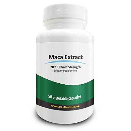 Real Herbs Maca Root Extract product image