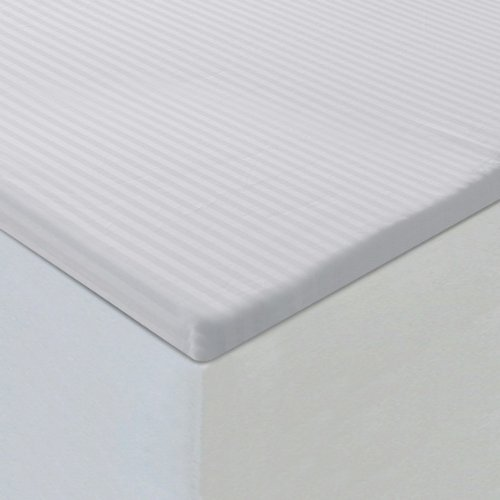 Apagado Master (3,8 cm) colchón de espuma viscoelástica con funda extraíble, Full: Amazon.es: Hogar