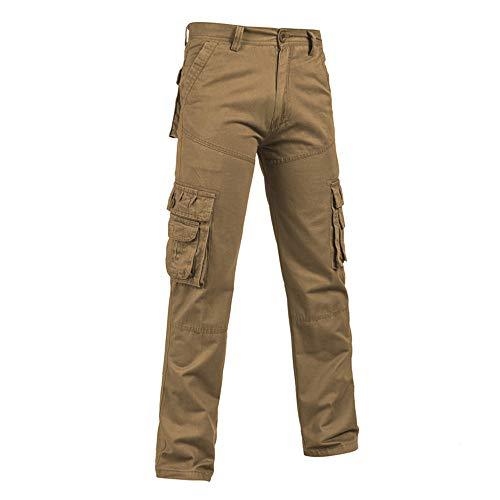 Hommes taille pour pour de décontractés plein de hommes Pantalons hommes pantalon poche air vêtements travail Pantalons basse de Pantalons pour hommes de poche de BRSxAwxqf