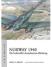 Norway 1940: The Luftwaffe's Scandinavian Blitzkrieg