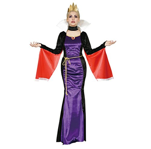 Evil Queen Costume Snow White (Disney Snow White & The Seven Dwarfs - Evil Queen Costume - Women's Costume)
