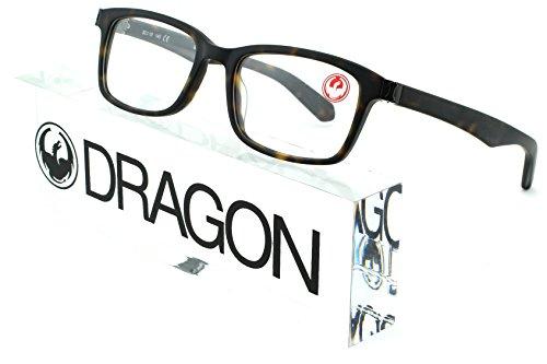 Dragon Alliance DR142 Giroux Unisex Rectangular Eyeglasses (Matte Tortoise Frame 226, - Sale Sunglasses Dragon