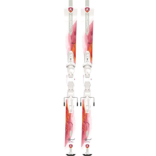Dynastar 2018 Legend Girl 110cm Skis w/Kid-X 4 B76 Bindings