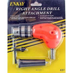 Enkay 427 Carded Right Angle Drill (Angle Carded)