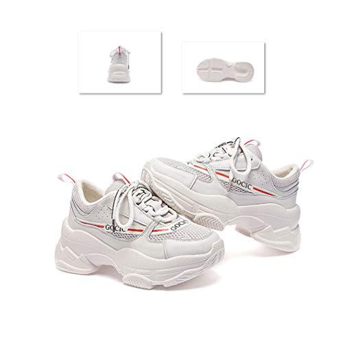 Traspiranti Da Training Scarpe Sneakers E Per Casual Outdoor Un Fitness Corsa Ginnastica Yan Donna Autunno Primavera Cross Il amp; Sport Trekking FqSwx5Twv