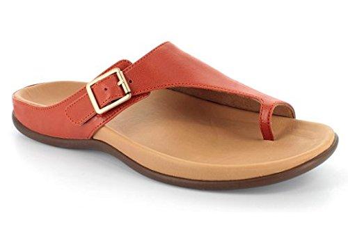 Strive Footwear Java Stylish Orthotic Sandal (11.5-12 B(M), Sunset)
