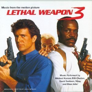 Lethal Weapon 3 by unknown (June 9, 1992)
