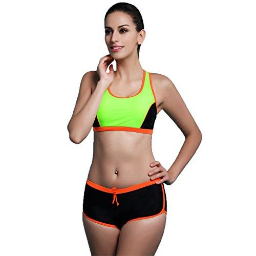 Lace Trim Lycra Bodysuit - 5