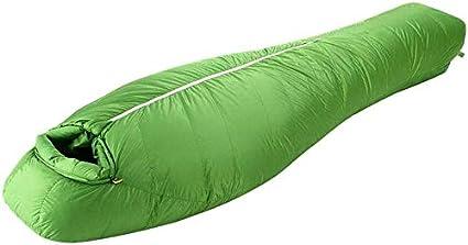 edredón Saco de Dormir de Camping Compacto, de Alta Escalada ...