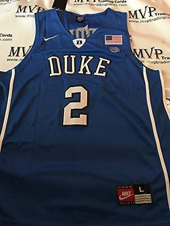 sale retailer a3343 2ee19 Amazon.com: Cam Reddish Duke Blue Devils Men's Size Large ...