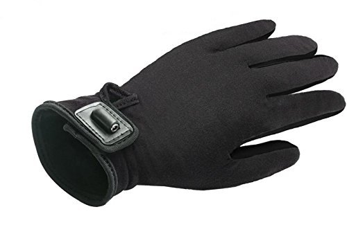 Warmawear Deluxe Battery Heated Cold Weather Glove Liners - Large - Liners Glove Heated Battery