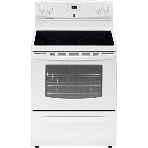 Kenmore 93012 4.9 cu. ft. Electric Freestanding Range, White
