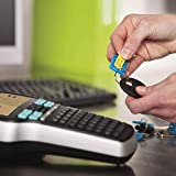 DYMO Label Maker with Adapter   LabelManager 420P