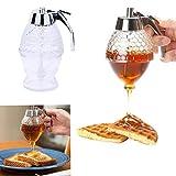 Sugar Creamer Pots - 200ml Honey Dispenser Jar