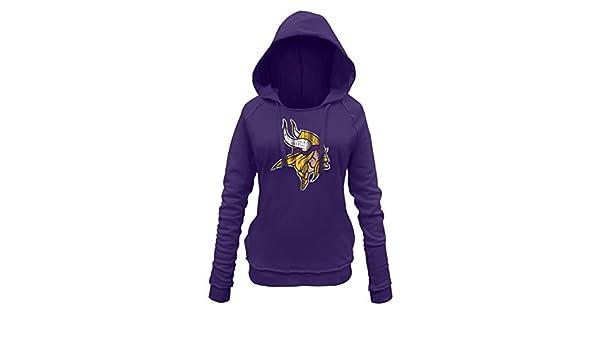 609bebaf Amazon.com : New Era Minnesota Vikings Women's NFL Post Route ...