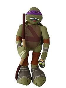 Donatello 47cm Muñeco Peluche Grande Pañuelo Violeta Morado ...