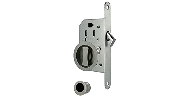 Thirard F.-Cerradura de gancho para puerta corredera de haya para empotrar Condamn: Amazon.es: Bricolaje y herramientas