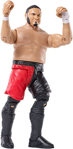 WWE Basic Samoa Joe Figure