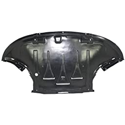 Perfect Fit Group REPA310109 - A6 Quattro Engine Splash Shield, Under Cover, Front, 3.0L/ 3.2L/ 4.2L Eng.
