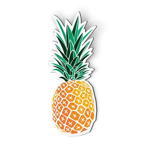 AK Wall Art Pineapple - Magnet - Car Fridge Locker - Select -