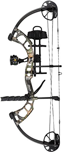 Bear Archery Cruzer Ready to Hunt Compound Bow Package 70lb RH A5CZ21007R by Bear Archery