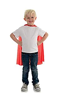 Underwraps Superhero Cape, Red