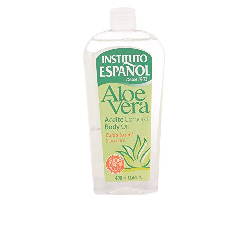 INSTITUTO ESPAÑOL - ALOE VERA Öl  für den Körper 400 ml - unisex