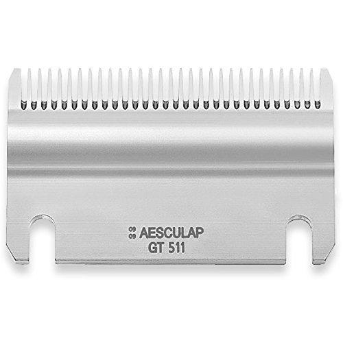 Aesculap Schermaschine Zubehör Scherkamm Aesculap GT 511 Unterplatte 31Z 1mm Schnitthöhe