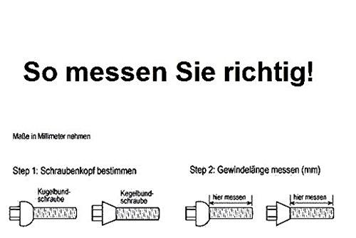 Original BIMECC M14x1,25x43mm Kegelbund 60/° schwarz Felgenschloss Felgenschl/össer Radschloss Radschl/össer Radsicherung Felgensicherung Diebstahlschutz Diebstahlsicherung Wheel Locks