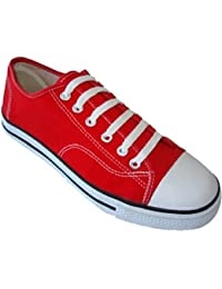 Womens Classic Canvas Shoes Sneakers 6 Colors