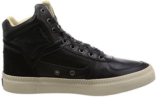 Nero Sneaker DIESEL Mid Uomo Nero Spaark S Uxaa4vq