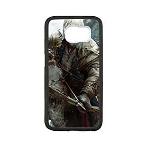 Assassin'S Creed Samsung Galaxy S6 Cell Phone Case Black gift pp001_6364925