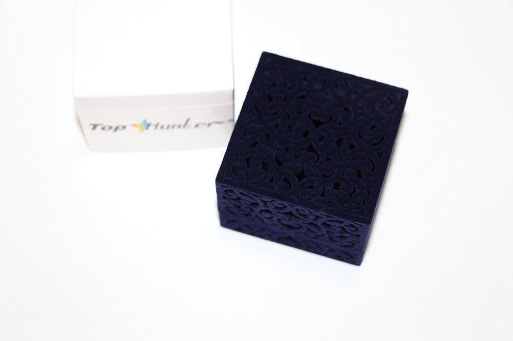Amazon.com: parte superior Hunter caja de joyas de ...