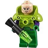 Genuine Lego Lex Luthor Minifigure with Armor Super Heroes DC Comics