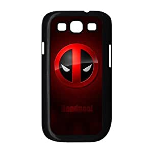 LeonardCustom Hard Slim Phone Cover Case for Samsung Galaxy S3 SIII i9300, Deadpool -LCS3U377