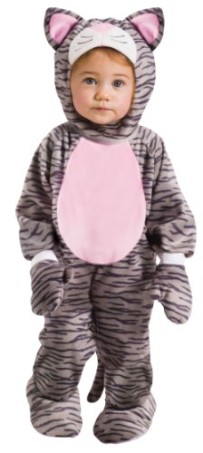 Little Striped Kitten Costume - Baby Cat Costume (12-24 months) (Cat Costumes For Toddlers)