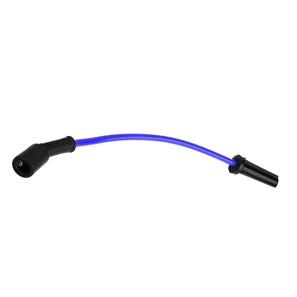 Juego de 8 cables de buj/ías de alto rendimiento antienvejecimiento para coche 9388G