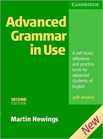 Kết quả hình ảnh cho Advanced Grammar in Use – Martin Hewings