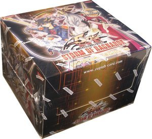 Special Edition Display (Yu-Gi-Oh! 5D's TCG: Storm of Ragnarok Special Edition Booster Display (10))