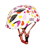 MagiDeal Kids Boy Girl Sport Safety Helmet for Skating Bike Cycling Scooter Skateboard Inline Roller Skates 4 Color Options - White
