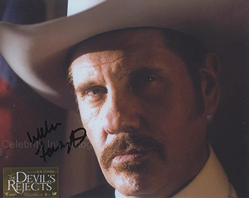 WILLIAM FORSYTHE as Sheriff Wydell – The Devils Rejects GENUINE AUTOGRAPH