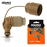 Source Hydration Bladder Bite Valve Kit Helix