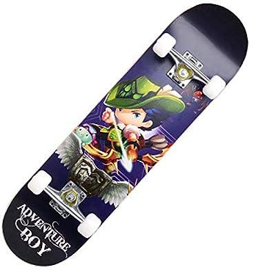 QINGMM Skateboard - 31