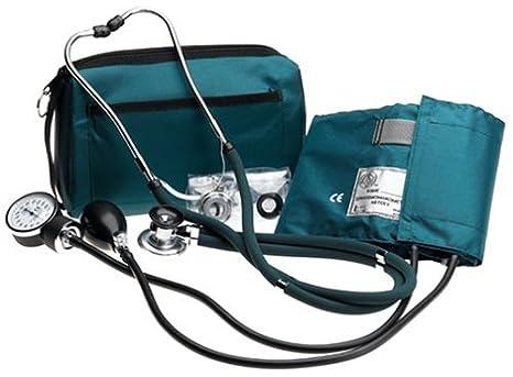 Prestige Medical A2-NAV - Kit con tensiómetro y estetoscopio tipo Sprague, color azul marino: Amazon.es: Industria, empresas y ciencia